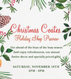 Christmas Coates Holiday Shop Opens For 2017 Season