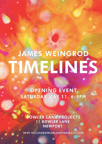 Kristen Coates James Weingrod Bowler Lane Projects