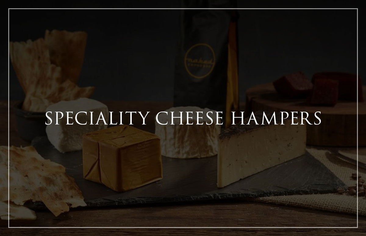 Speciality Cheese Hampers