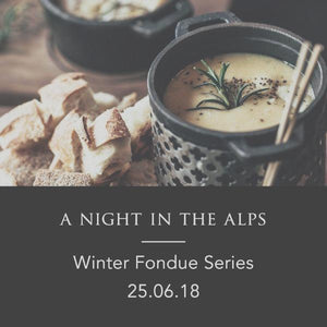 A Night in the Alps (St Kilda)
