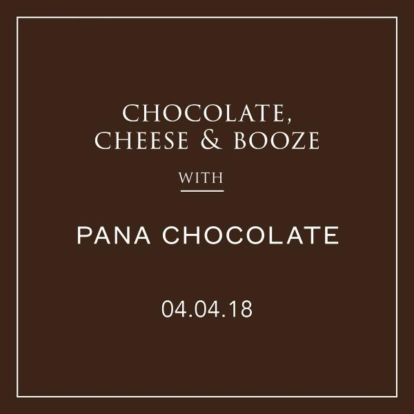 Chocolate, Cheese & Booze (Carlton)