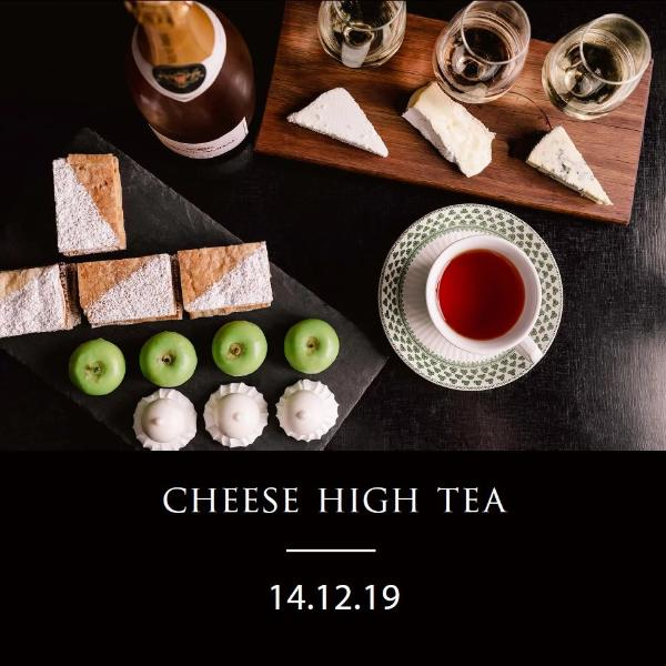 Cheese High Tea (Carlton) - Milk the Cow Licensed Fromagerie