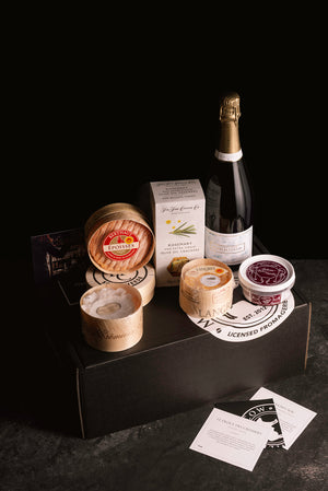 Natural Wine & Cheese Hamper - Milk the Cow Licensed Fromagerie