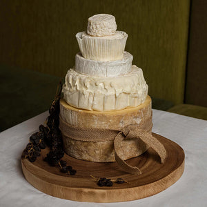 Boadicea Cheese Tower - Milk the Cow Licensed Fromagerie