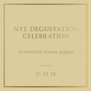 NYE Degustation Celebration (Carlton, 8PM)