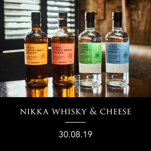 Nikka Whisky & Cheese (Carlton)