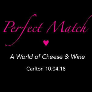 Perfect Match: A World of Cheese & Wine (Carlton)
