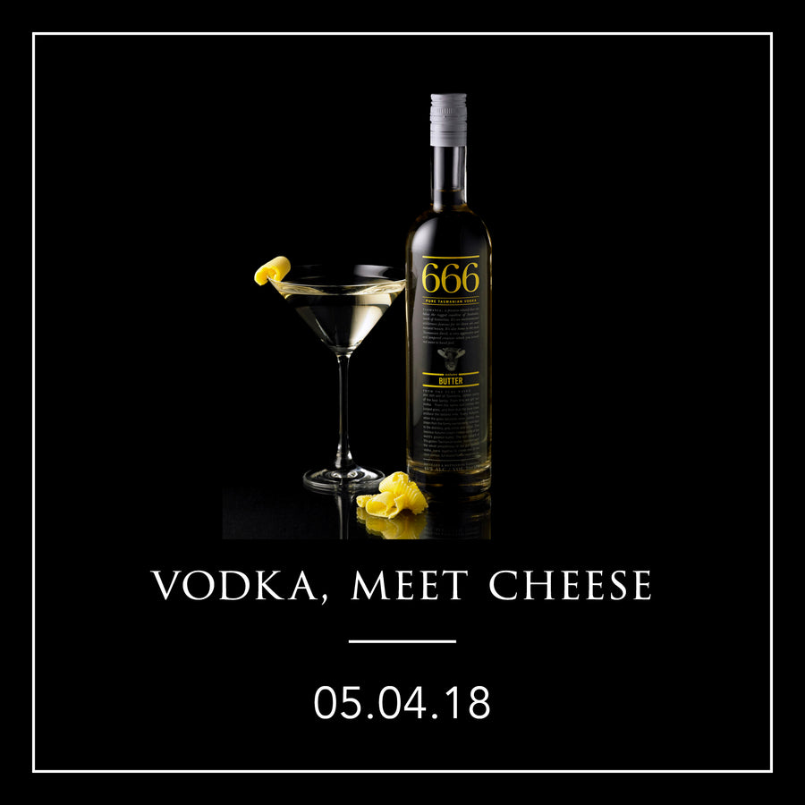 Vodka, Meet Cheese (Carlton)