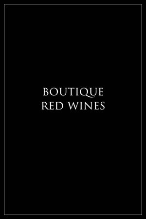 Boutique Red Wines
