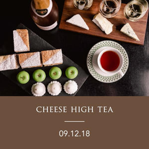Cheese High Tea (Carlton)