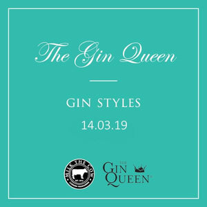 Gin Styles & Cheeses (Carlton)