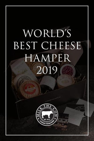 World's Best Cheese Hamper 2019
