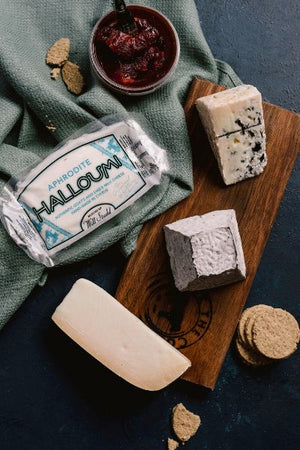 All Goat & Sheep Cheese Hamper - Milk the Cow Licensed Fromagerie