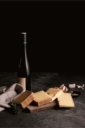 Alpine Wine & Cheese Fondue Hamper