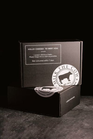 Espresso & Cheese Hamper - Milk the Cow Licensed Fromagerie