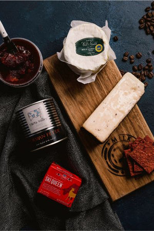 Espresso & Cheese Hamper