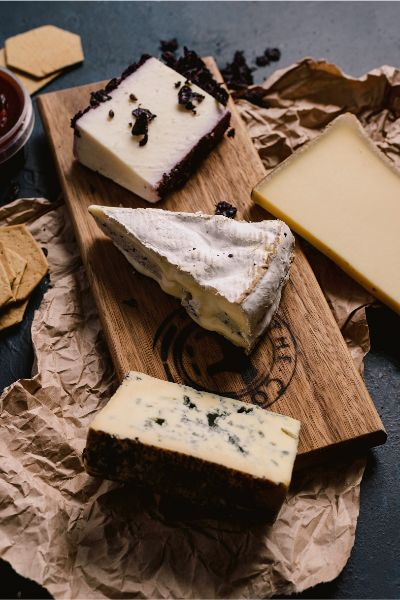 Crème de la Crop Cheese Hamper - Milk the Cow Licensed Fromagerie