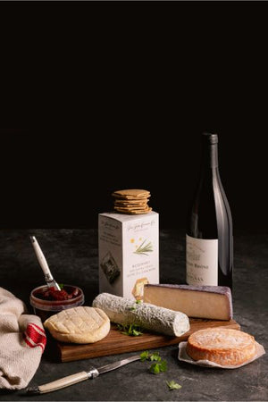 Red Wine & Cheese Hamper