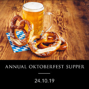 Annual Oktoberfest Supper (Carlton)
