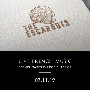 Live French Music with The Escargots