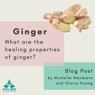 Ingredient Highlight: Ginger and Its Benefits for Arthritis