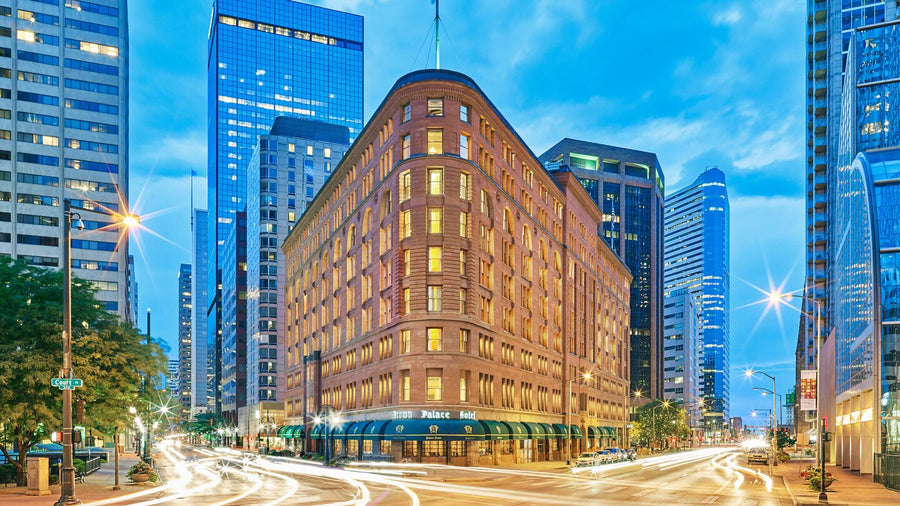 Spa Feature: How The Historic Brown Palace Hotel Uses CBD to Transform The Spa Experience.