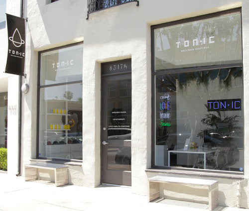 Spa Feature: The Magic of Possetta Koujou and Tonic Wellness Boutique
