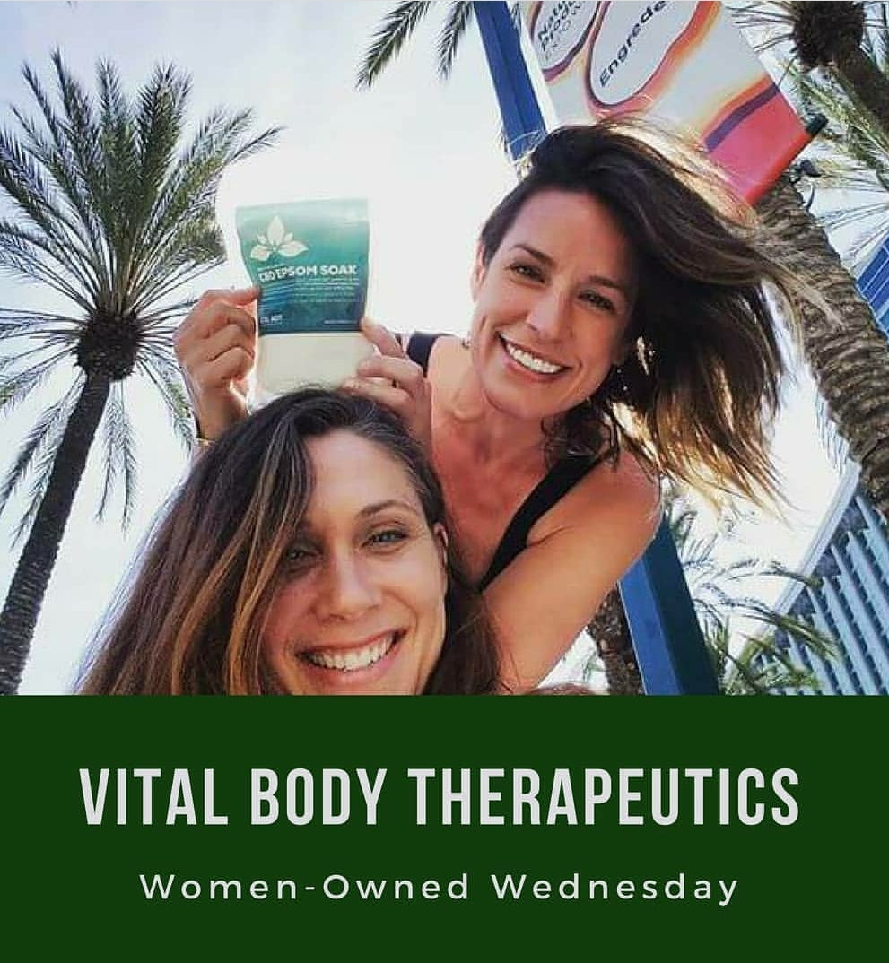 CBD Reviews: Spotlight on the Women of Vital Body Therapeutics!