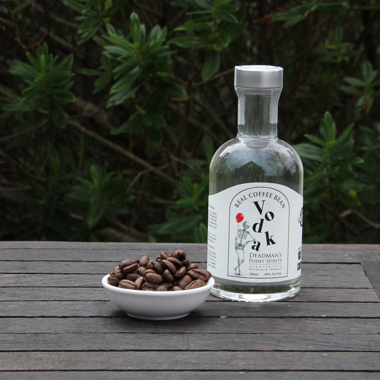 Real Coffee Bean Vodka (200ml)