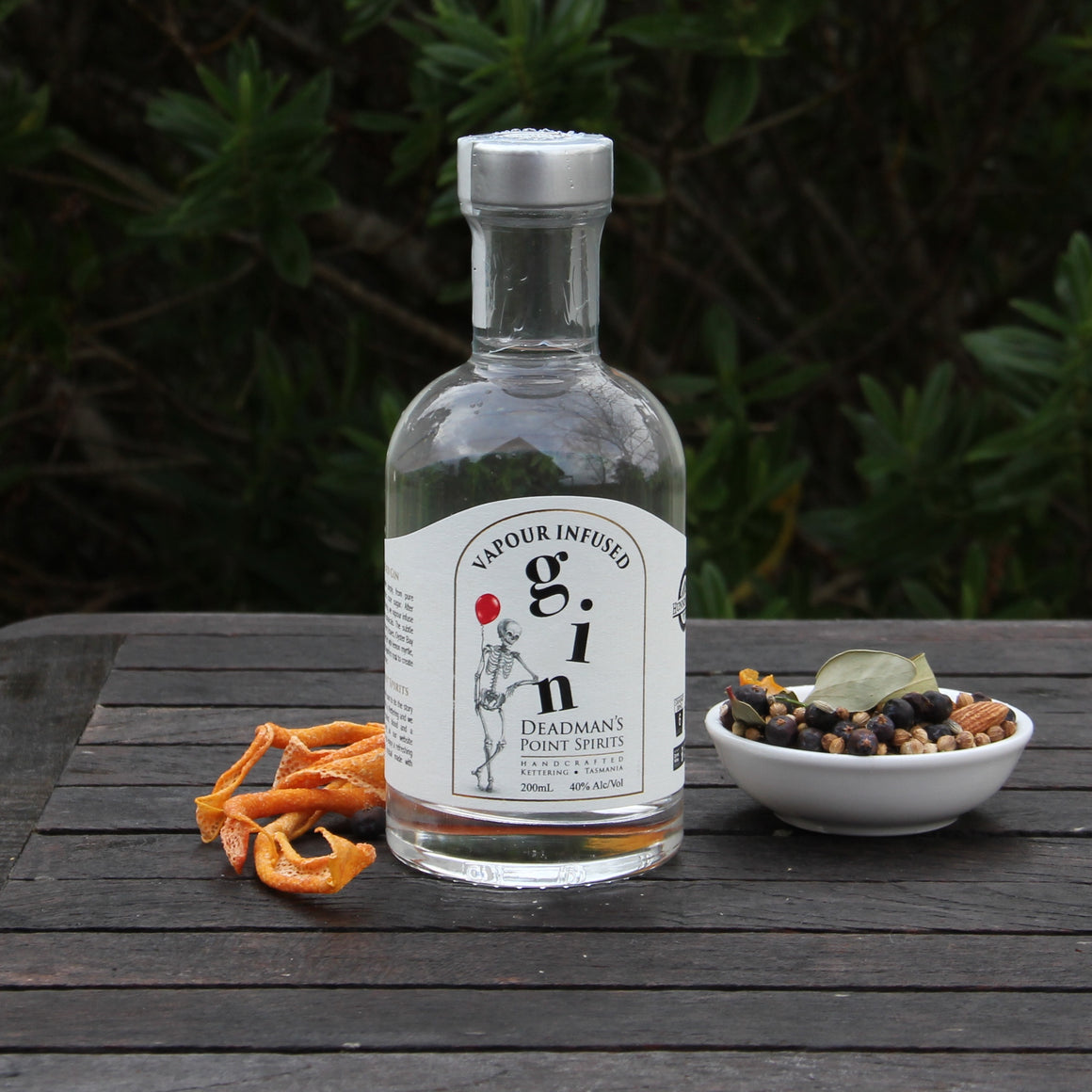 Vapour Infused Gin (200ml)