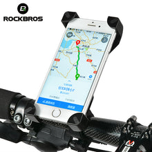 ROCKBROS Universal Adjustable Bike Phone Stand For iPhone Samsung HTC