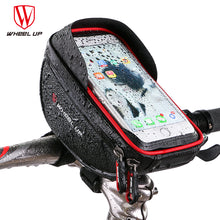 WHEEL UP Waterproof M 6.0 inch Cycling Pouch Cellphone Bag
