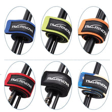 4 PCS/Lot Trulinoya Lure Fishing Rod Belt Rod Strap