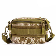 SINAIRSOFT MOLLE Mini Crossbody Shoulder Nylon Waist Bag
