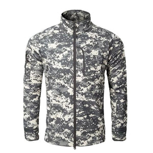 Military Hunt Tactical Windcheater Jacket