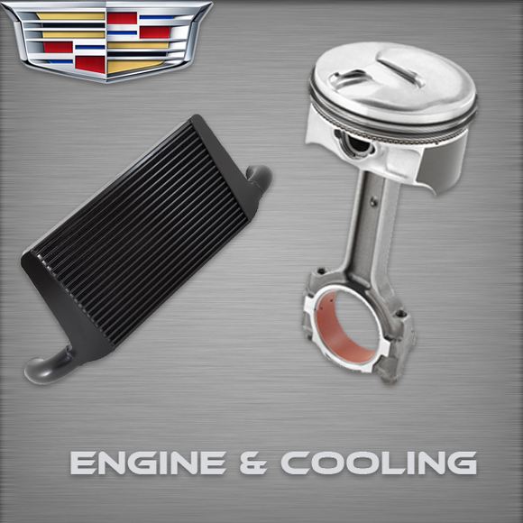 Cadillac ATS Engine & Cooling