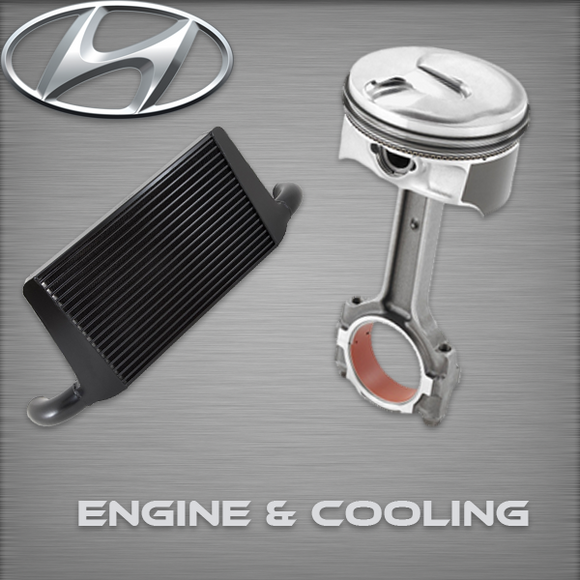 Hyundai GENESIS Engine & Cooling