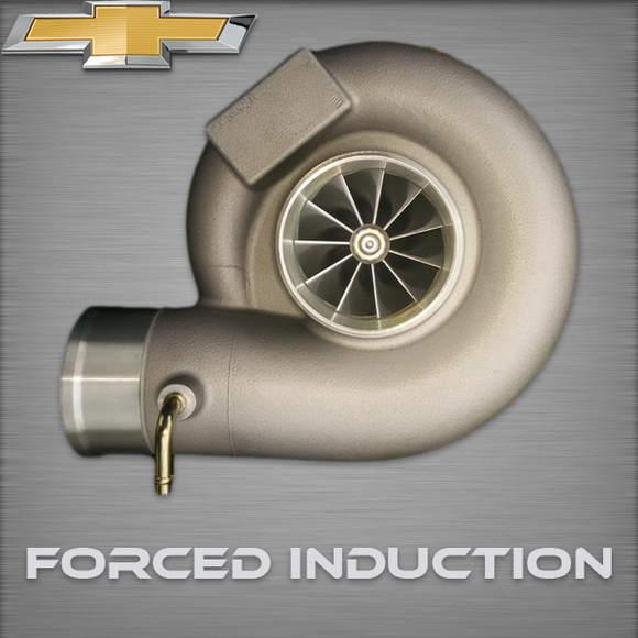 Chevrolet CAMARO Turbochargers