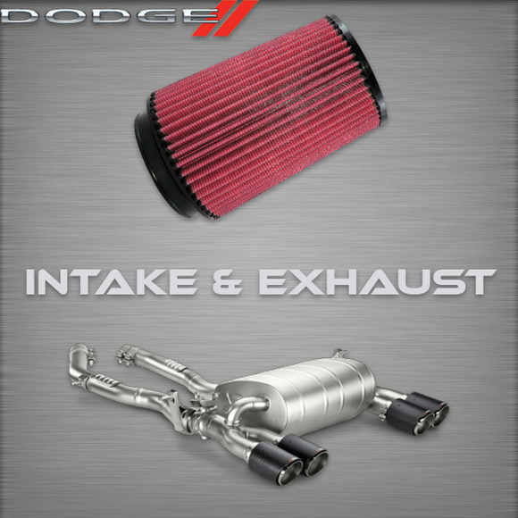 Dodge CALIBER Intake & Exhaust