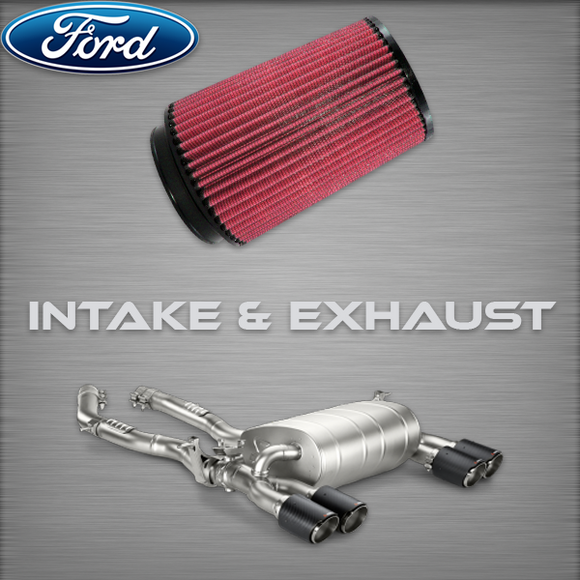 Ford Intake & Exhaust