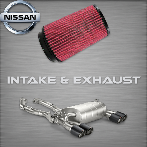 Nissan Intake & Exhaust