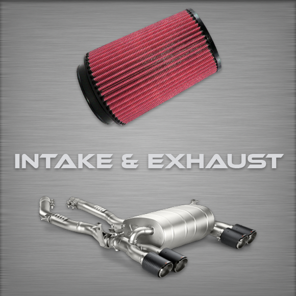 Intakes & Exhaust