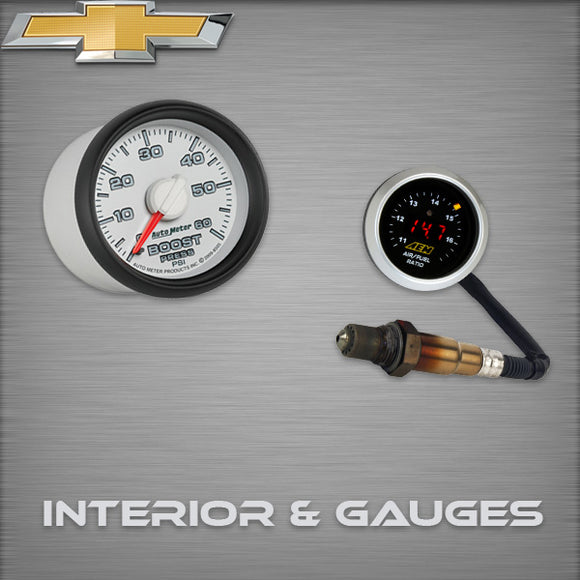 Chevrolet COBALT Interior & Gauges