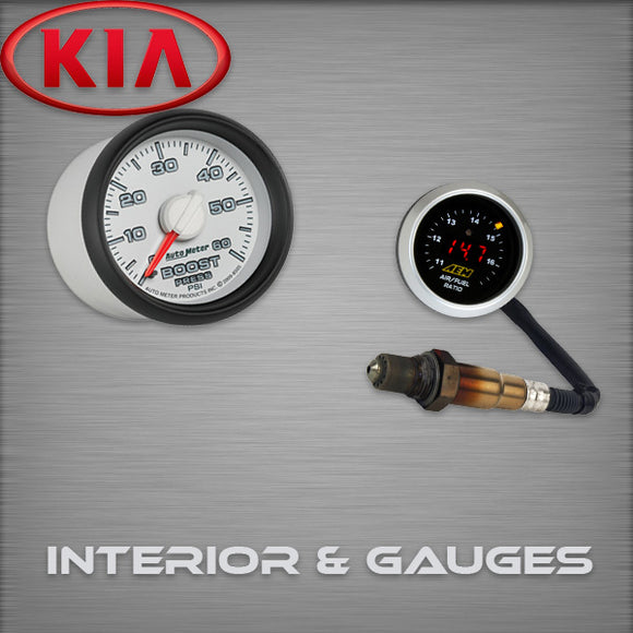 Kia Interior & Gauges