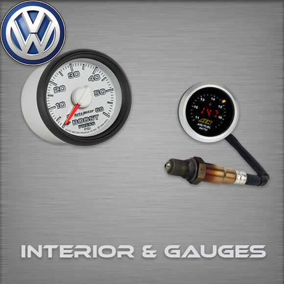 Volkswagen GOLF Interior & Gauges