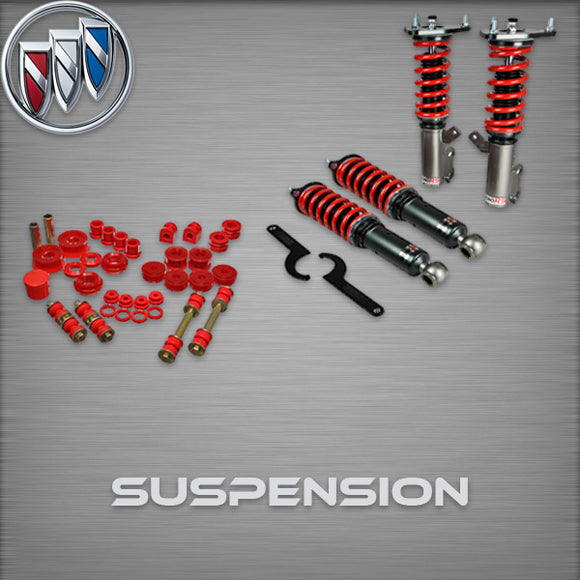 Buick REGALGS Suspension