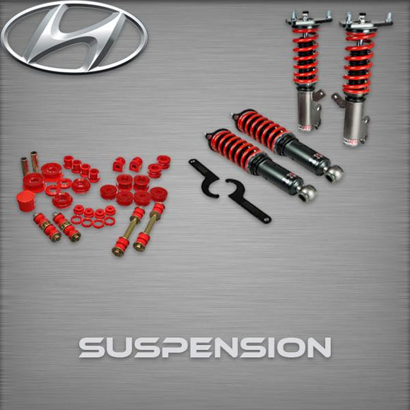 Hyundai VELOSTER Suspension