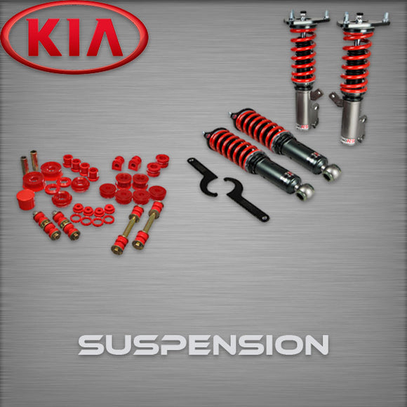 Kia Suspension