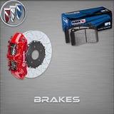 Buick Regal GS Brakes