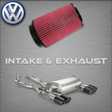 Volkswagen Golf Intake & Exhaust